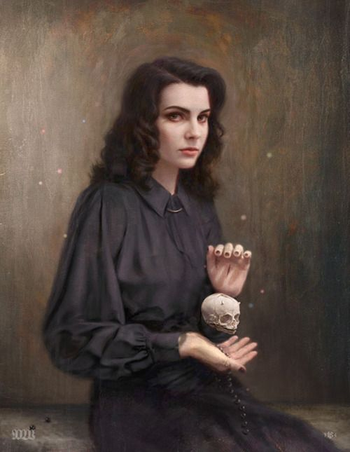 tombagshaw: 'Inheritance'-Part of the Black Lodge series....