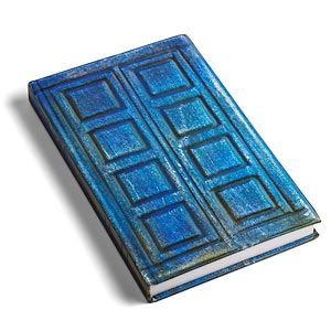 River Song TARDIS journal. Not that I need a new journal, but still! (Cheap, too. $9.99 @ ThinkGeek)