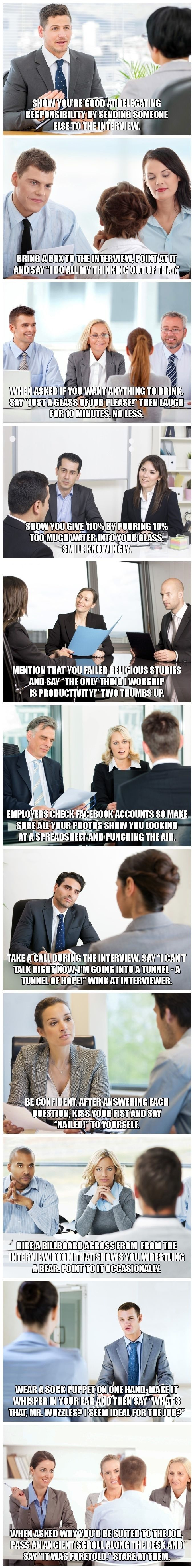 Best 25 Job Interview Funny Ideas On Pinterest Funny Interview