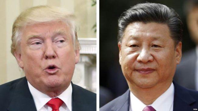 Apa isi surat Donald Trump ke Presiden Tiongkok?
