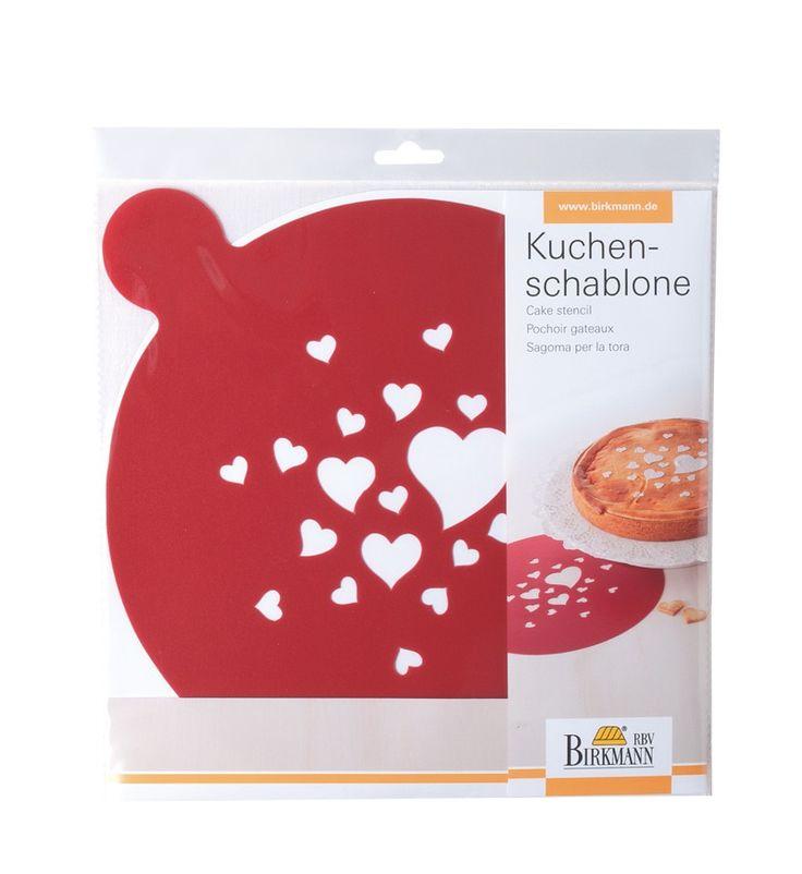 Template Heart - Kitchenique
