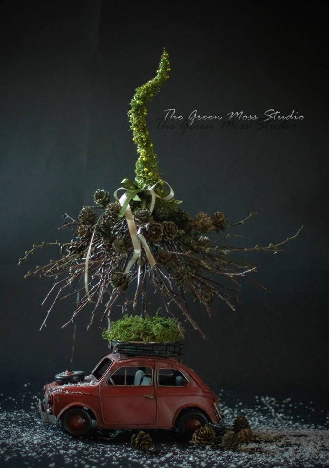 The Green Moss Studio