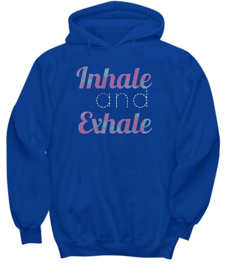 Inhale & Exhale Hoodie