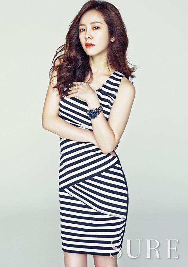 Han Ji-min // Sure // May 2013