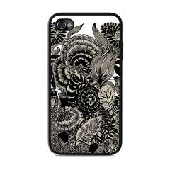 Anja Jane Ornamental Garden Unique Iphone 4 / 4s Cases