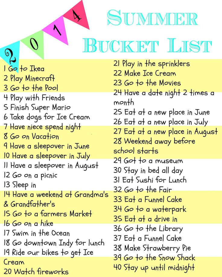 weekend wandering printable coupons summer bucket lists and the o 39 jays. Black Bedroom Furniture Sets. Home Design Ideas