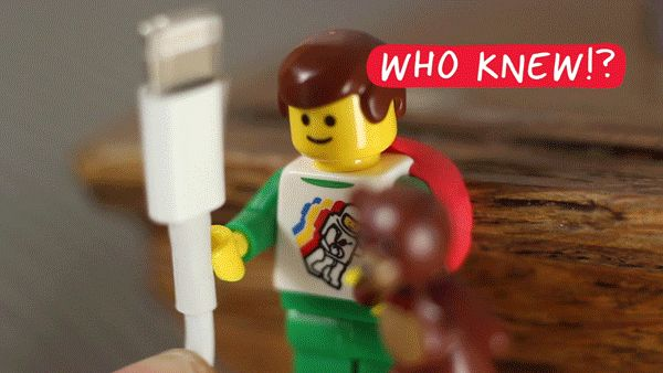 sugru + LEGO = Awesome!