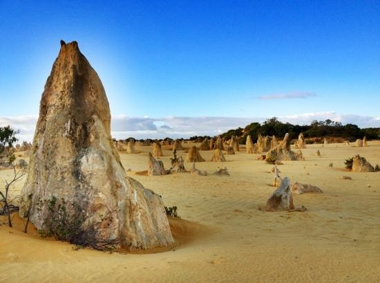 The Pinnacles, Cervantes, #Australia #travel