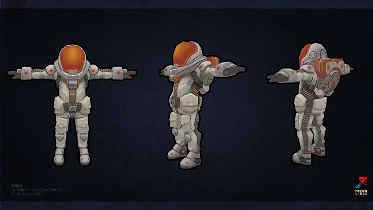 3D/2D Handpainted Characters, Environments, Props - Polycount Forum