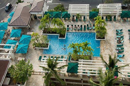 United States of America - Hawaii - Waikiki (Honolulu) - Marriott Waikiki Beach 4*