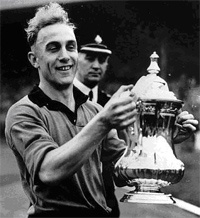 Billy Wright, Footballer with 105 Caps, Wolverhampton