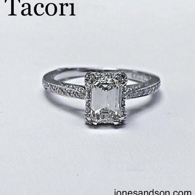 207 best Tacori images on Pinterest | Dream wedding ...
