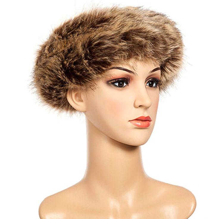 $4.78 (Buy here: https://alitems.com/g/1e8d114494ebda23ff8b16525dc3e8/?i=5&ulp=https%3A%2F%2Fwww.aliexpress.com%2Fitem%2FWomen-s-Winter-Hats-Russian-Ladies-MenWomen-Faux-Fox-Fur-Cossack-Style-Winter-Warm-Earflap-Hat%2F32737127135.html ) Women's Winter Hats Russian Ladies MenWomen Faux Fox Fur Cossack Style Winter Warm Earflap Hat Beanie Cap Ski Faux Fur Hats for just $4.78