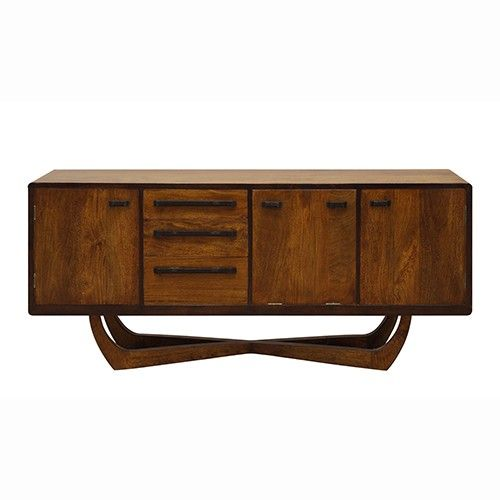 Colonial Drawer Console - Creative Co-Op