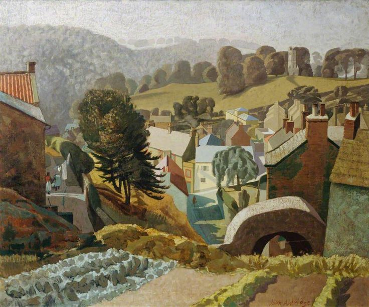 John Aldridge (1905–1983) (by deflam)