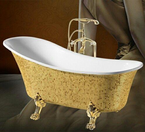 Золотая ванная