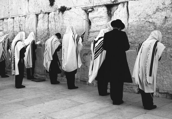 The Wall #TheWall #israel #jerusalem #peace #murodelpianto #wailingwall #klagemauer #religion #religione #respect #blackandwhite #photography #Copyright @RemoFella