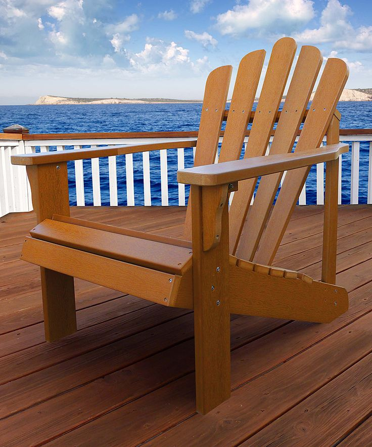 Oversized Adirondack Chair Plans Woodworking Projects