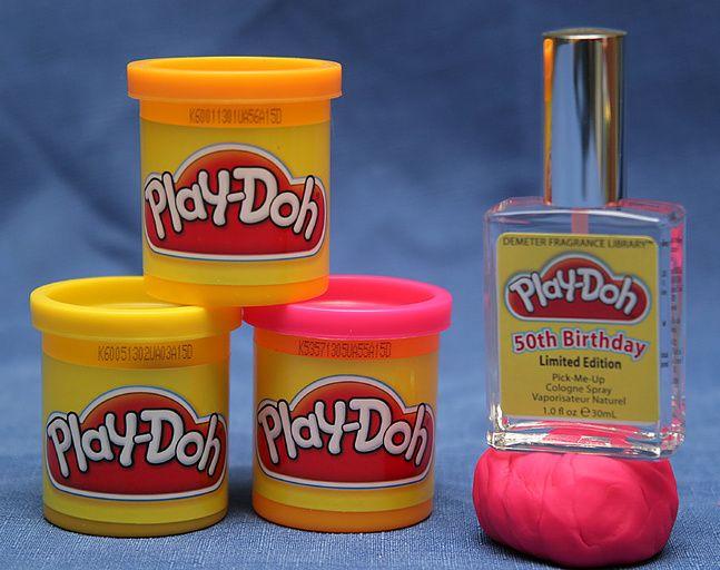 Ce parfum Play-Doh va réveiller votre âme d