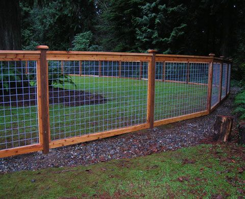 wood fences in seattle cedar fence contractor economy fence