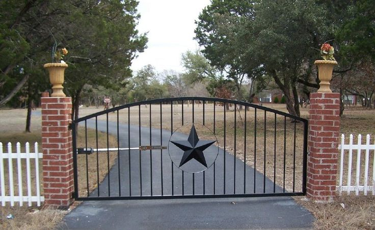Without The Star Custom Painted Steel Ranch Farm Or