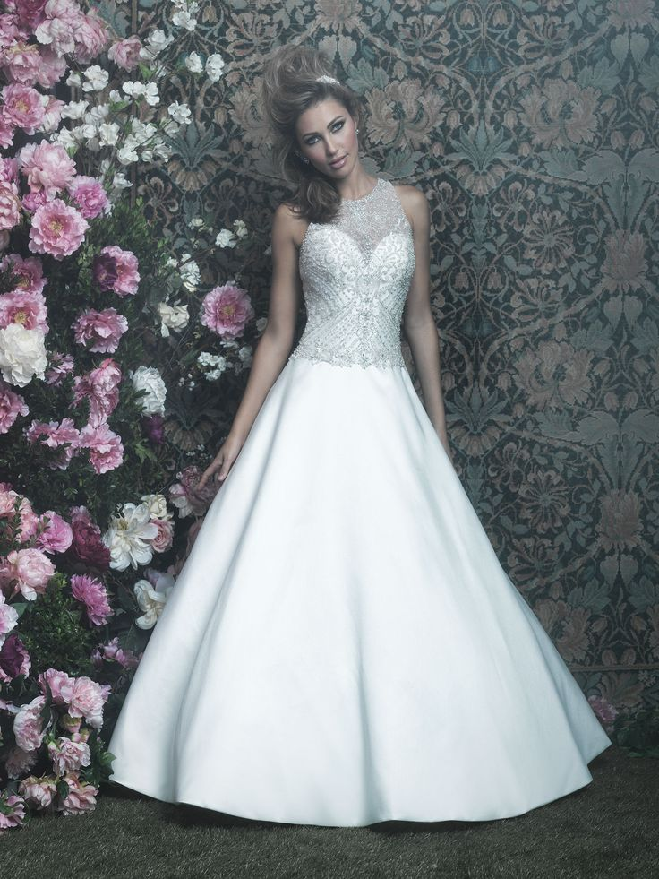 Best Allure Couture Bridal Gowns available at Nikki us Glitz and Glam
