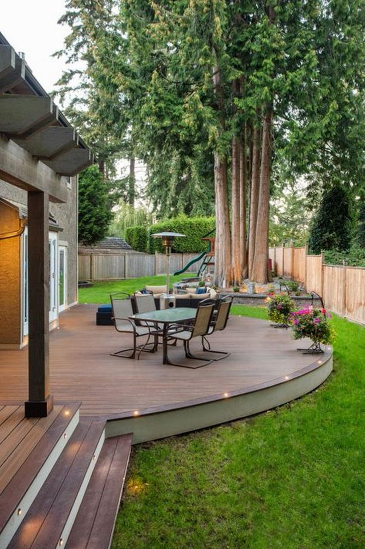 Incredible Designs for Modern Patio Decks – Pergola Gazebos