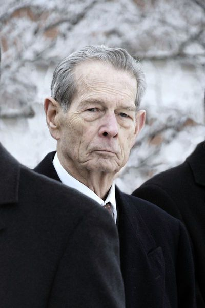MY KING  King Michael I of Romania,92 years old