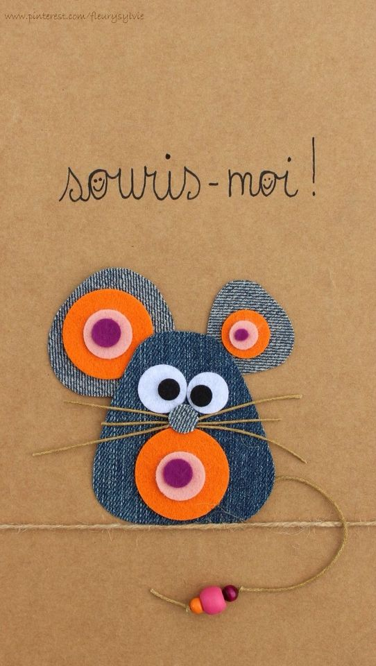 Souris-moi ! #jeans #recycle
