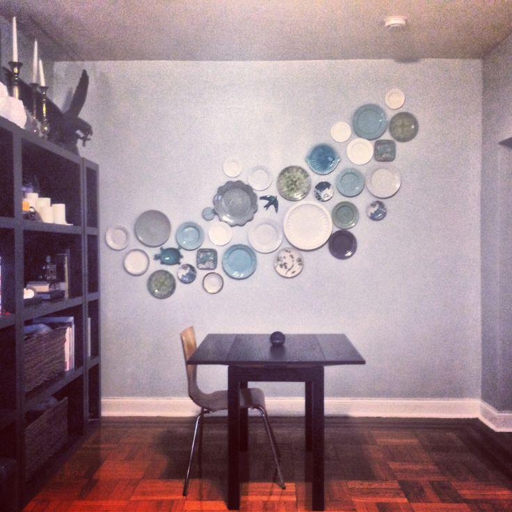 ella 39 s room benjamin moore 39 s silver mist home sweet. Black Bedroom Furniture Sets. Home Design Ideas