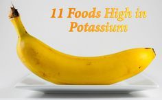 11 Potassium Rich Foods: Lowering Blood Pressure, Boosting Heart Health Naturally  A resurgent interest in treating hypertension and high blood pressure with natural methods has shown an inverse correlation between dietary potassium intake and arterial blood pressure.  Read more: http://naturalsociety.com/11-potassium-rich-foods-hypertension-heart-health/#ixzz2kGTXCRVF Follow us: @Natural Society on Twitter | NaturalSociety on Facebook
