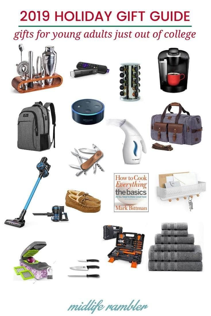 25 Great Christmas Gifts For Young Adults In Their First Apartment Christmas Gifts For Kids Young Adult Great Christmas Gifts