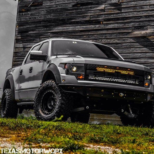 Custom Ford Raptor Bumper #FrontEndFriday  Texas Motorworx