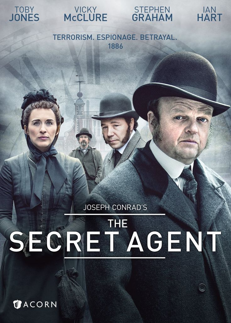 Amazon.com: The Secret Agent: Toby Jones, Vicky McClure, Stephen Graham, Ian Hart, Tom Goodman-Hill, David Dawson, Charles McDougall: Movies & TV | @giftryapp