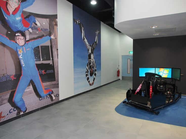 One for all of you petrol heads out there. We now have SIM Car Racing in Basingstoke AND in Manchester too! These racing simulators are so realistic you will feel like Lewis Hamilton in no time.