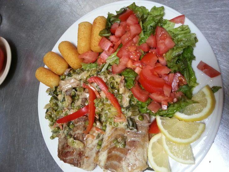 cabiould avec salad