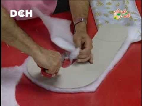 ♥♥ COLOMBINAS NAVIDEÑAS BY CREACIONES SUSA'N♥♥ - YouTube