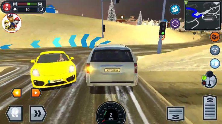 Car Games 2017 | Car Driving School Simulator Android GamePlay  Part 03 | Fun Kids Games