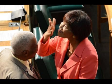 Adieu Portia Simpson Miller - You Are A Phenomenal Woman | Jamaica will forever be in your debt.