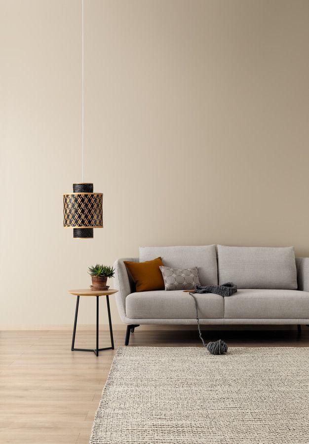 Gemutliches Wollbeige Schoner Wohnen Farbe In 2020 Mit Bildern Schoner Wohnen Wandfarbe Schoner Wohnen Farbe Wohnen