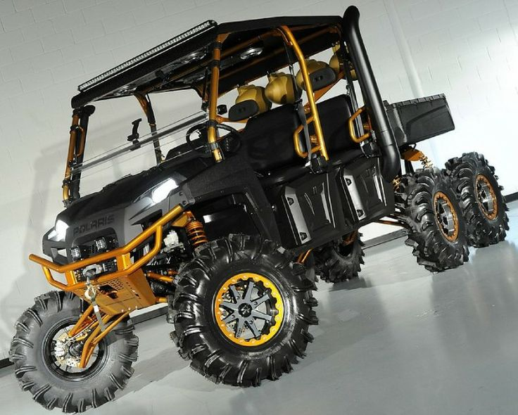 2014 Polaris Polaris Ranger Crew 6x6 Dallas, Texas   Starwood Motors