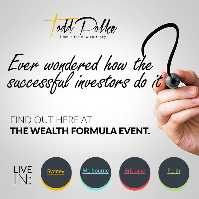 Invest 2 days of your life to design the wealth plan for your life. http://bit.ly/1MxFttz