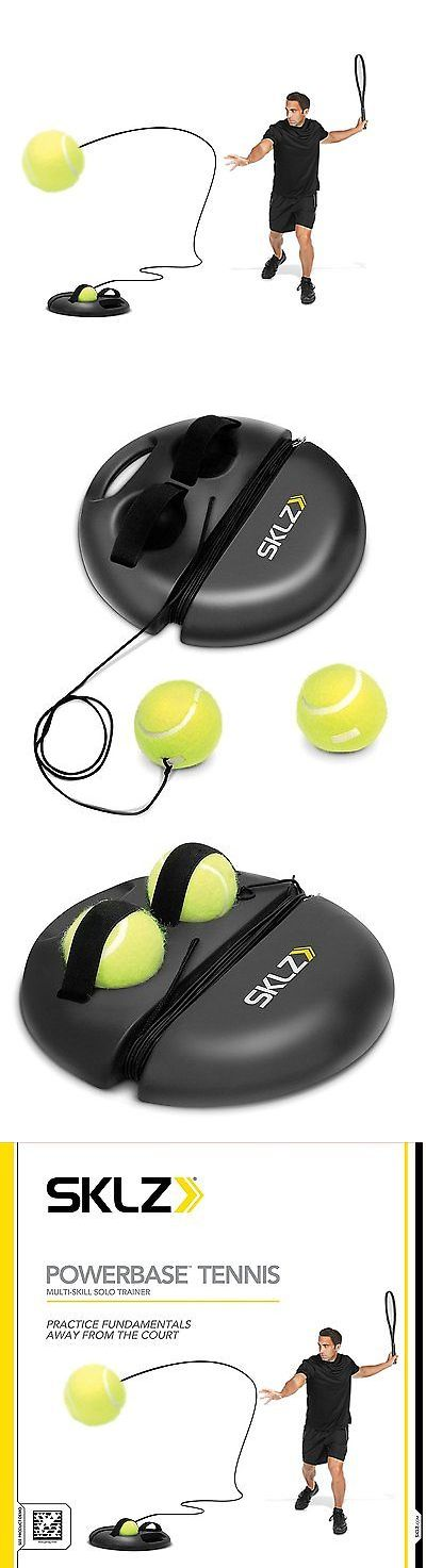 Training Aids 83053: Sklz Powerbase Tennis Trainer Free Shipping -> BUY IT NOW ONLY: $34.15 on eBay!