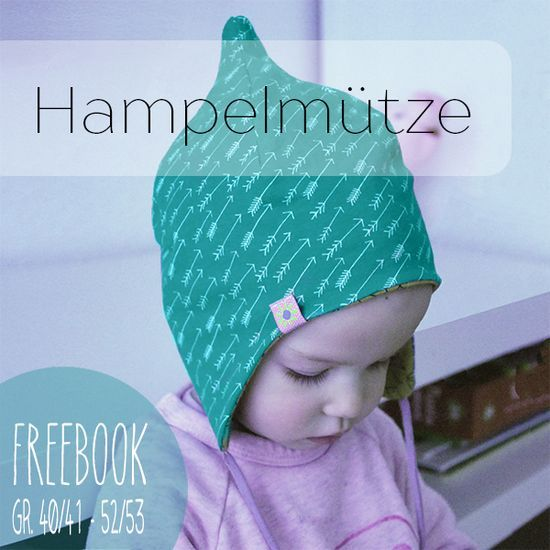 Photo of sewing pattern Hampelmütze by Ms. Mathilda   – Cards and other Artwork