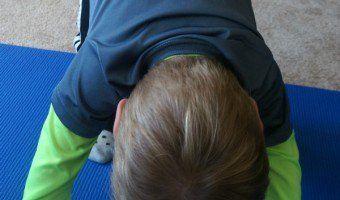 Toddler Yoga Tips