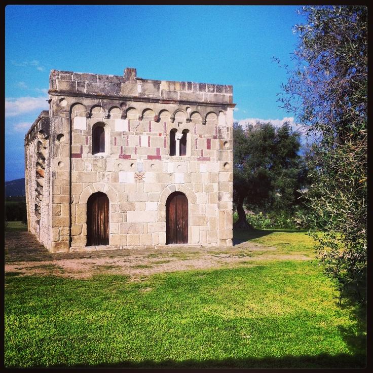 Santa Sibiola di Serdiana just 20Kms far away from #cagliari #sardinia - lovely place!