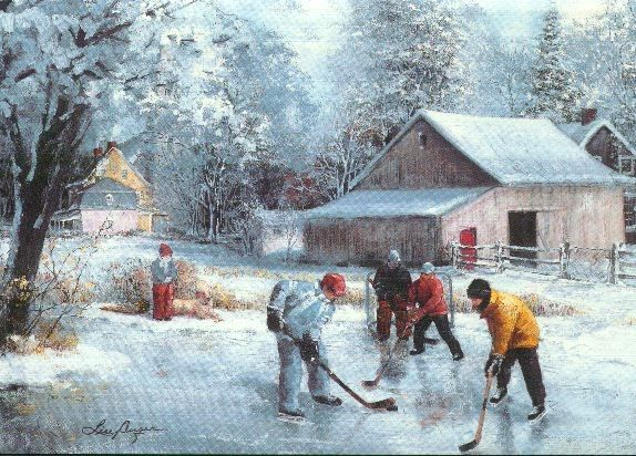by Lise Auger, peintre québecoise