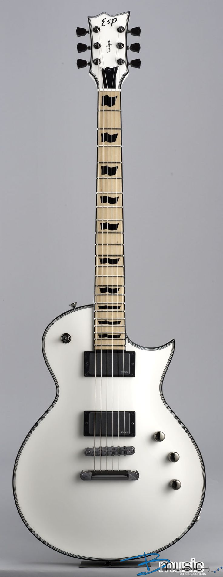 ESP Eclipse-II USA Double Bound Maple - New for 2012
