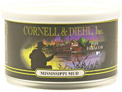 Pipe Tobacco Reviews - Cornell & Diehl Mississippi Mud | With Pipe and Pen