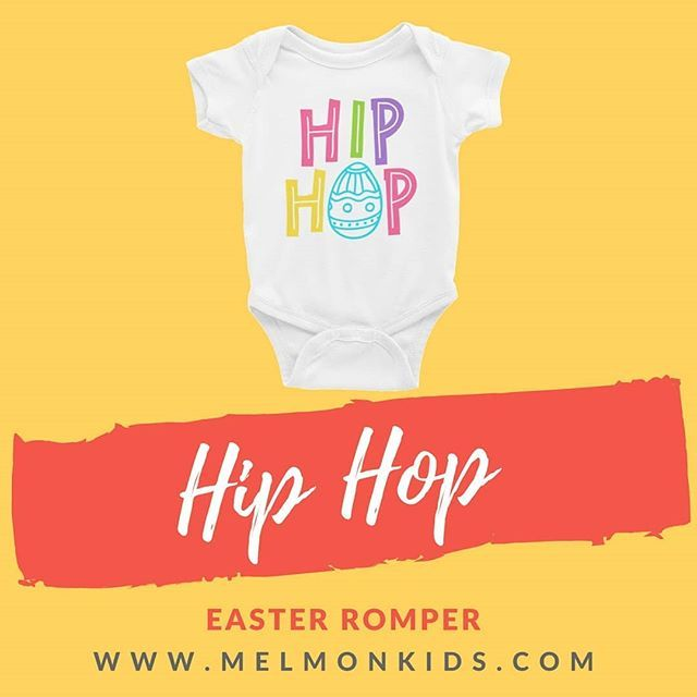 Does your little babe enjoy some hip hop?  Romper http://ift.tt/2ozIK83